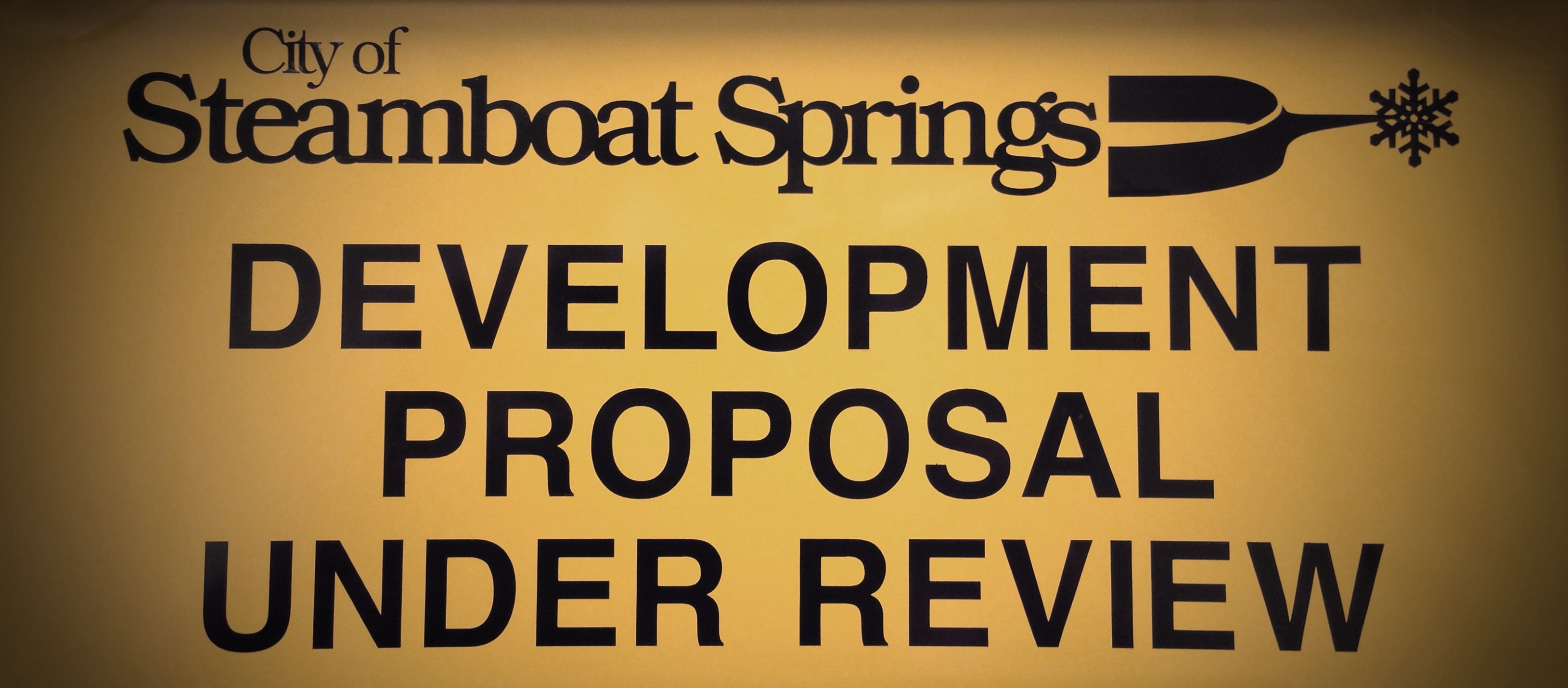 Development Proposal Under Review