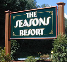 The Seasons Sign