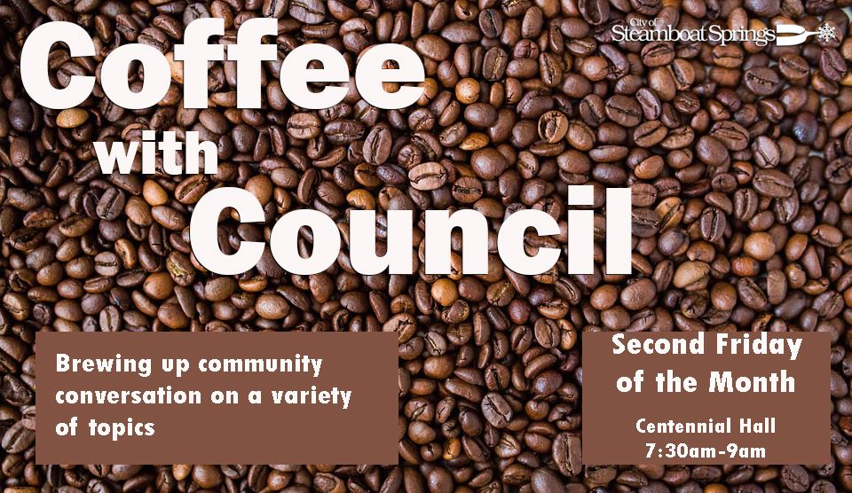 Coffee with Council Generic Graphic
