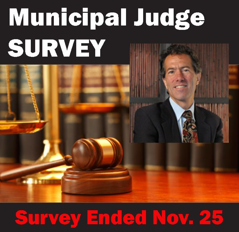 Muni Judge Survey End