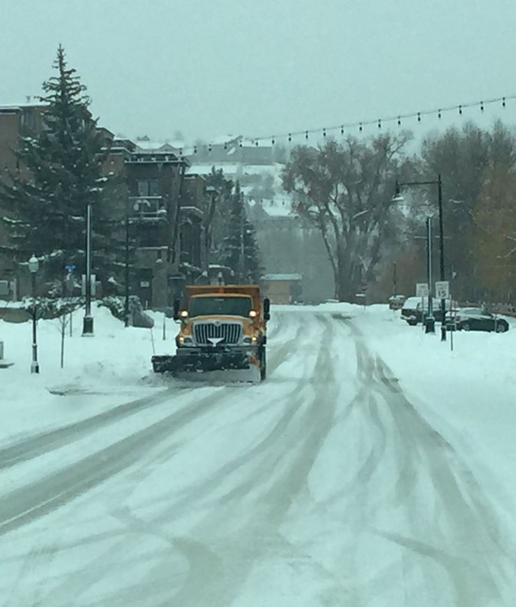 SnowPlow NewsFlash