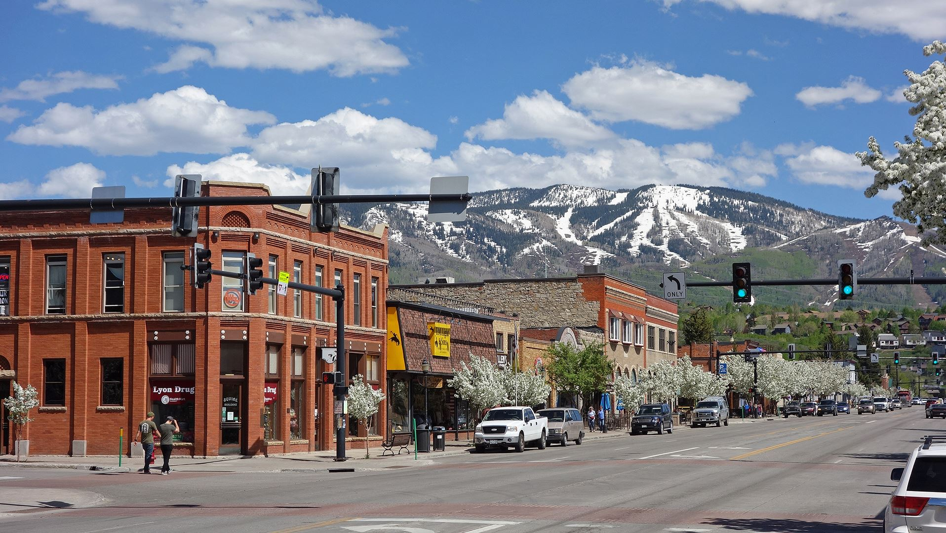 Steamboat Springs Downtown