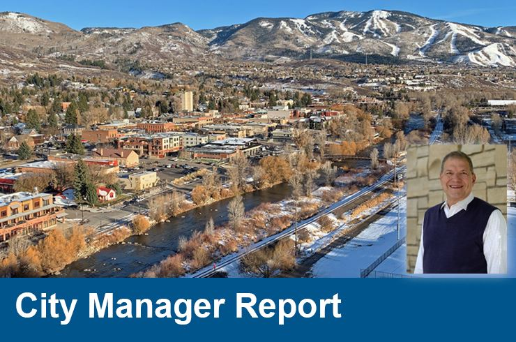 City Manager Report