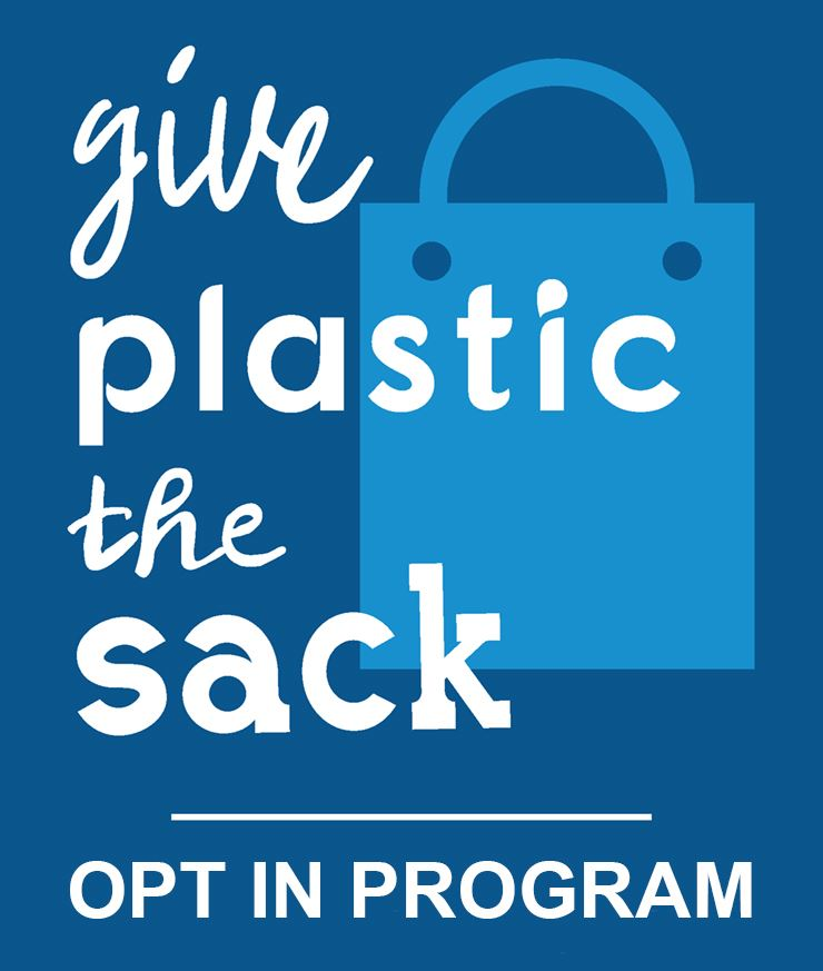Give Plastic The Sack Opt In Program NewsFlash