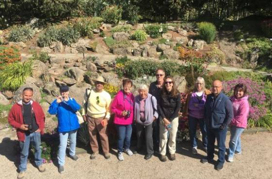 Botanic Park Walking Tour