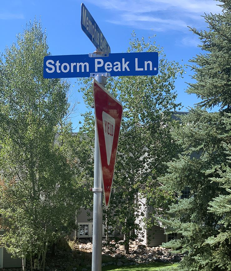 Storm Peak Lane NewsFlash