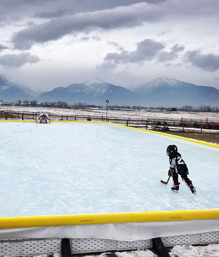 Outdoor Rink NewsFlash