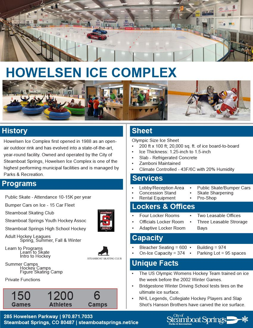 Howelsen Ice Complex 12.2.2020