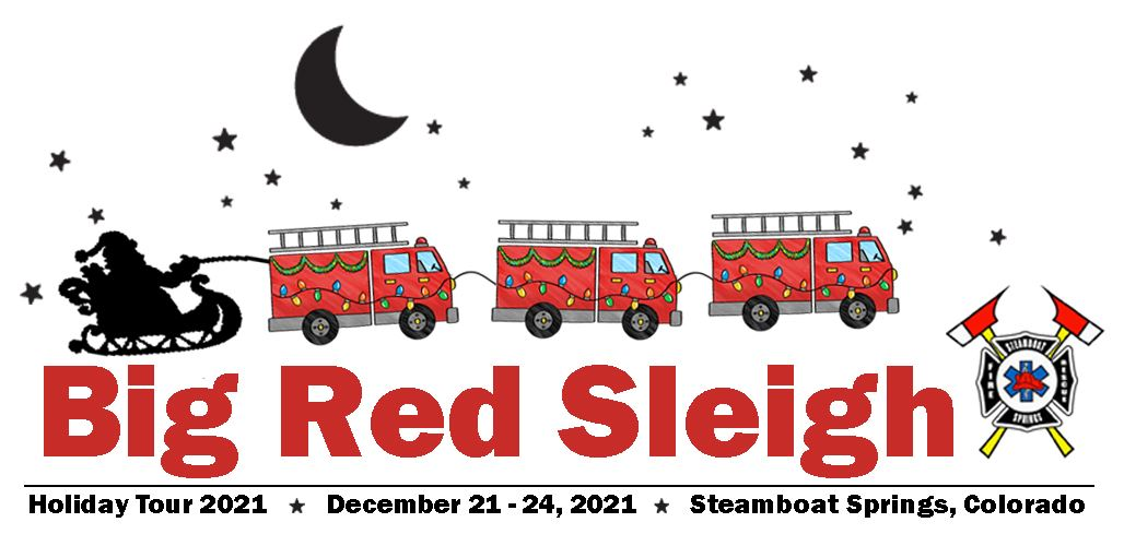 Big Red Sleigh