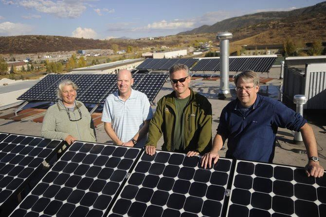 Routt County Justice Center solar leadership WITH photo credit courtesy Steamboat Pilot _ Today