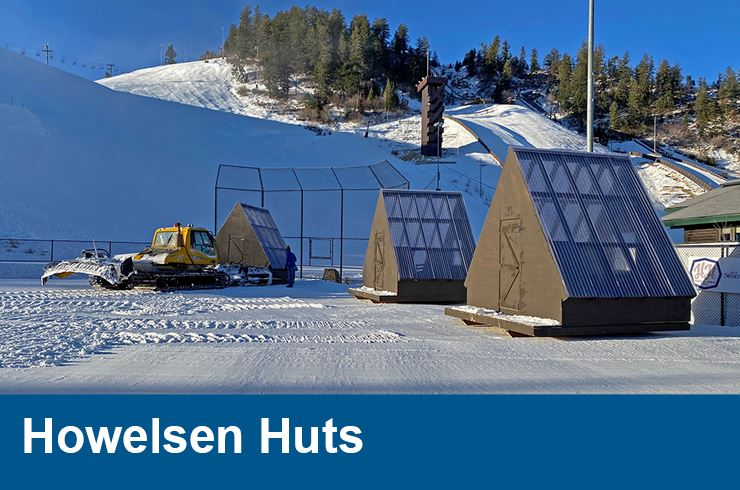 Howelsen Huts