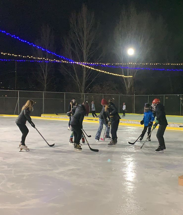 Outdoor Ice Rink Close NewsFlash