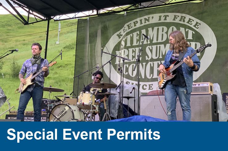 Special Event Permits