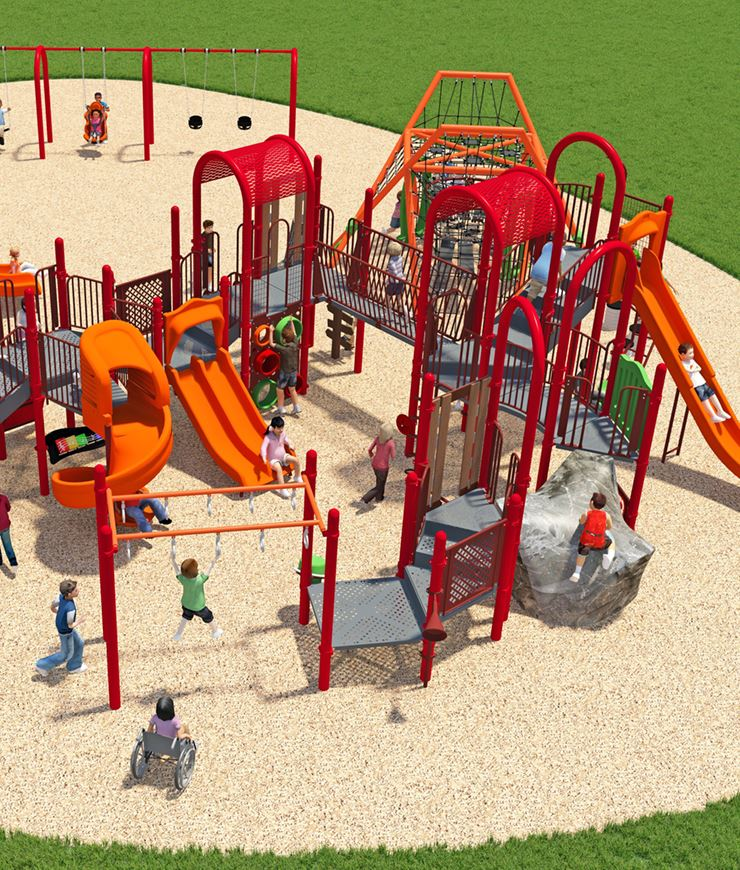 Little Toots Playground NewsFlash