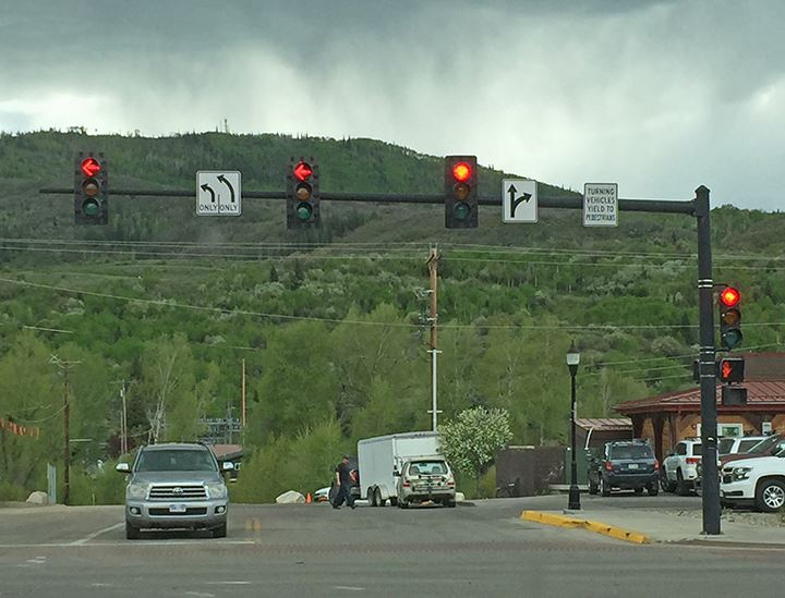 Signal Upgrades Along Lincoln Avenue