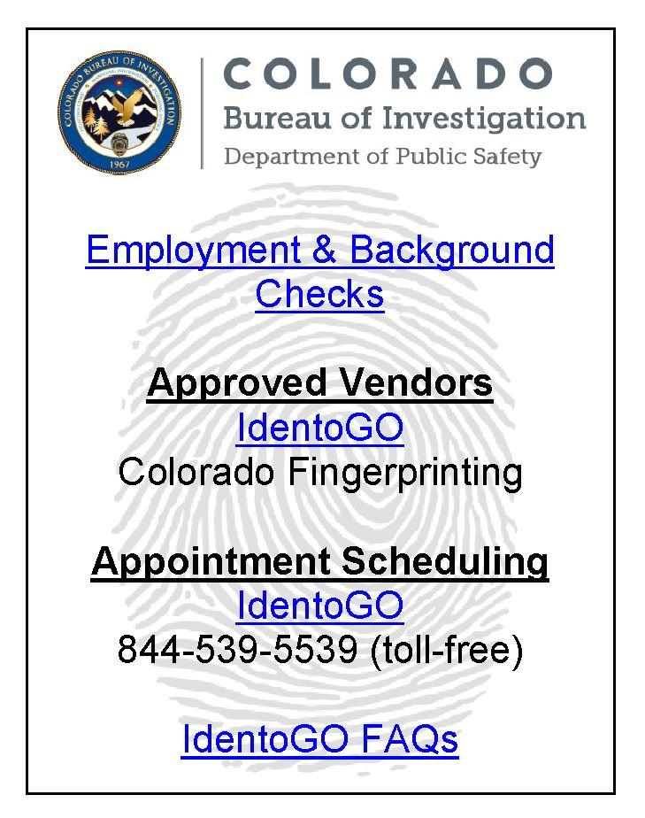 Fingerprinting - SSP Chart