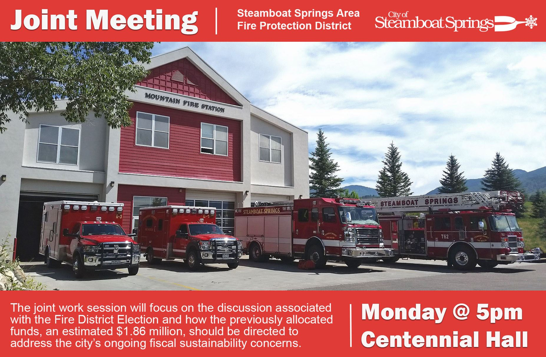 Joint Fire Meeting Opens in new window