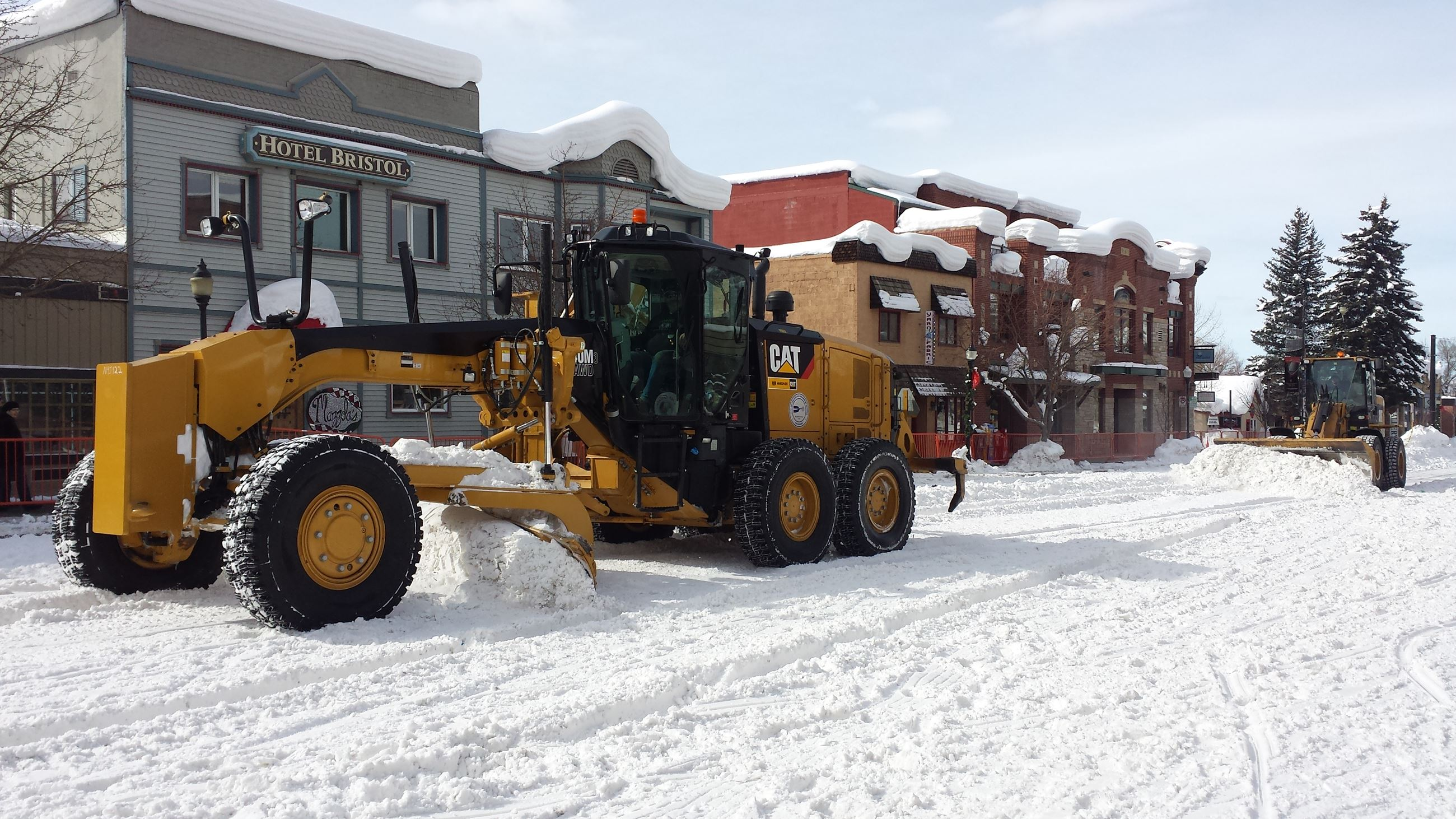 Snow Plow Winter Carnival