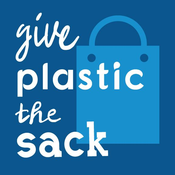 Give Plastic The Sack Graphic
