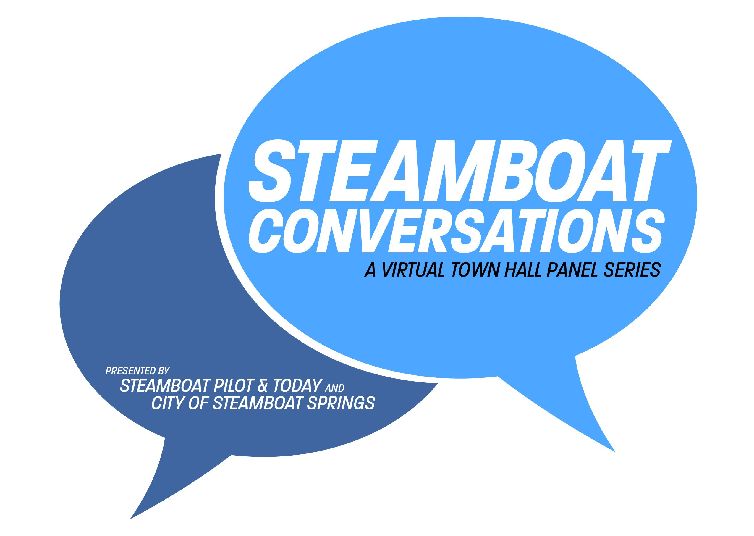 Steamboat Conversations Logo