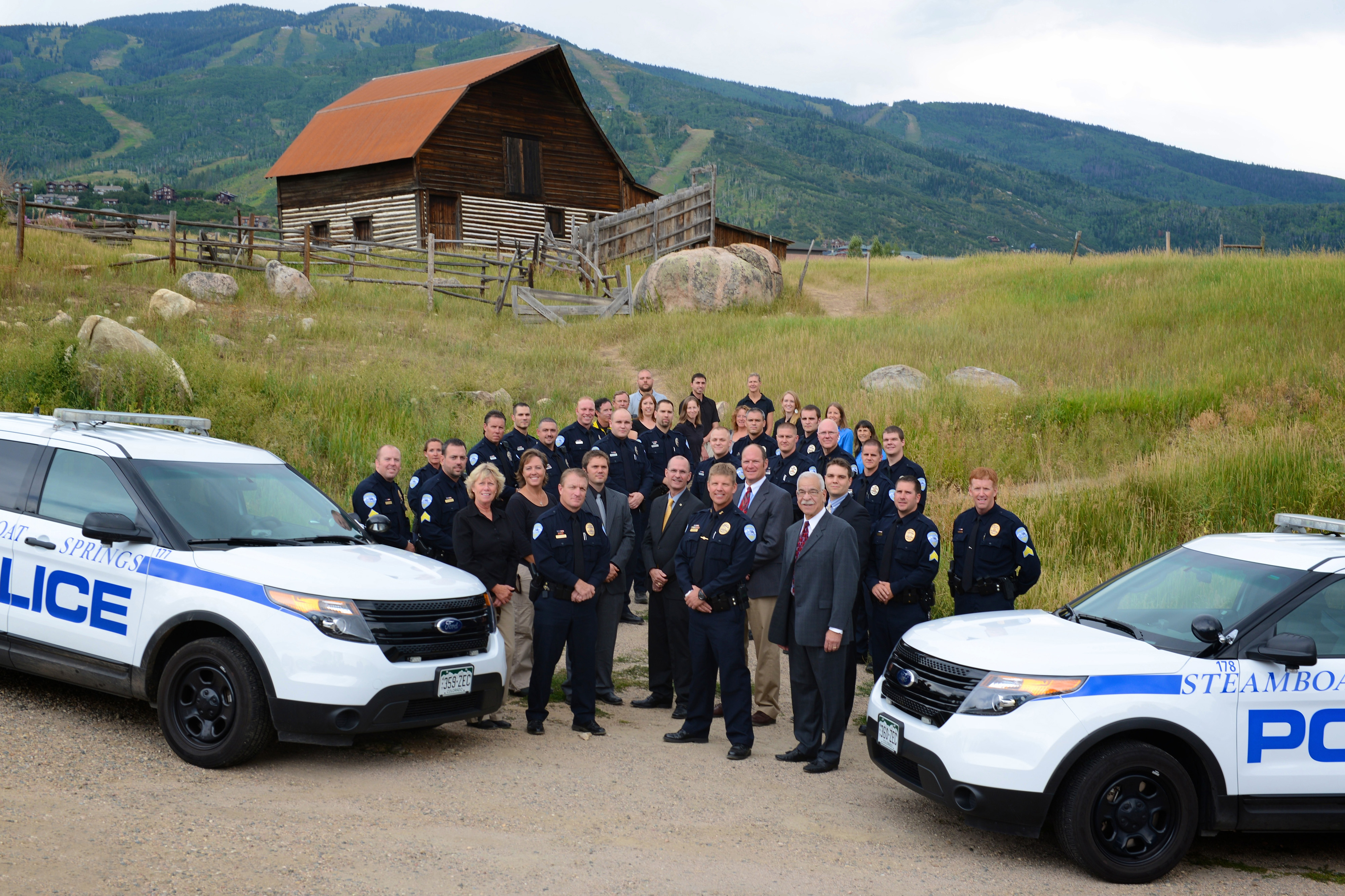 SSPD Group Photo